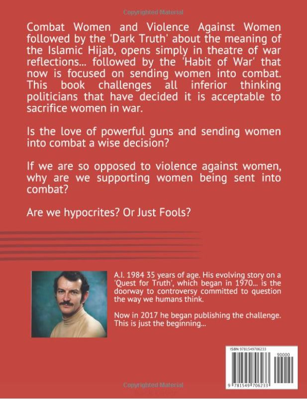 COMBAT WOMEN KINDLE & PAPERBACK 100917 BACK 001