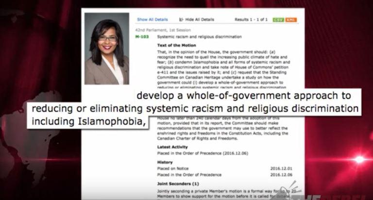 Blasphemy Law Proposal in Canada Dec 2016 002