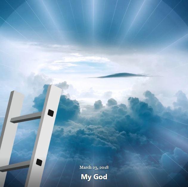 BLOG MY GOD MAR 23 2018