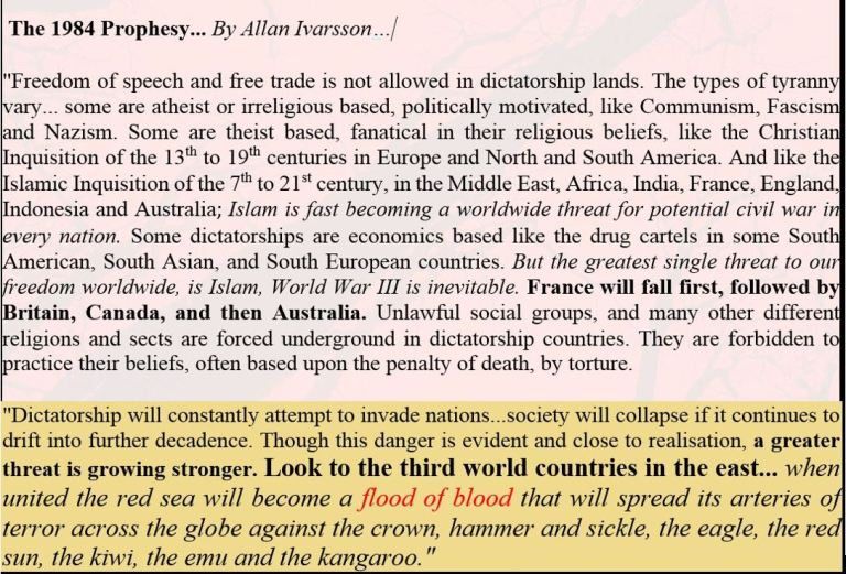 Prophesy - 1984 Big Question extract 001
