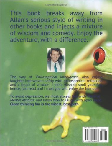 THE ANT & THE FROG PAPERBACK BACK COVER 270318 001
