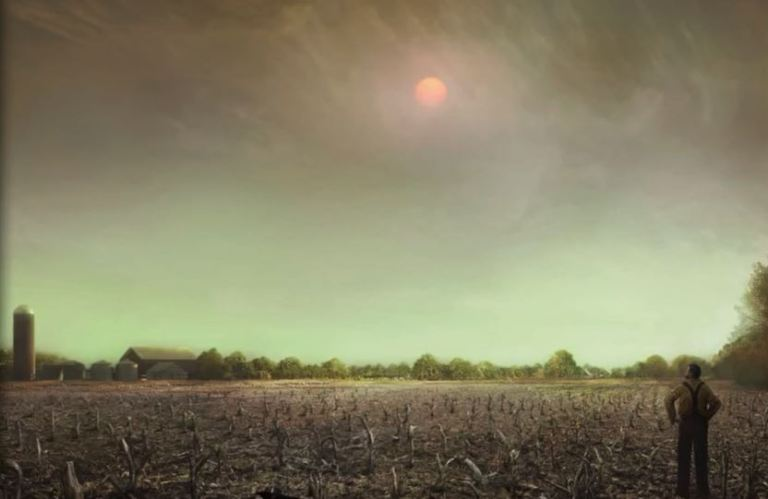 NUCLEAR WINTER FARM CROPS DESTROYED 2018