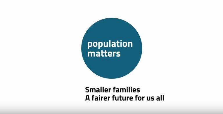 POPULATION MATTERS VIDEO MESSAGE 2017