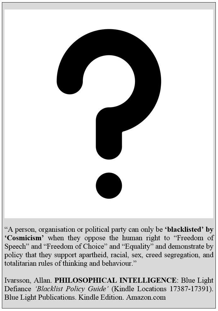 Blacklist Policy Poster 2017 Image 002