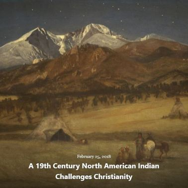 BLOG NORTH AMERICAN INDIAN FEB 25 2018