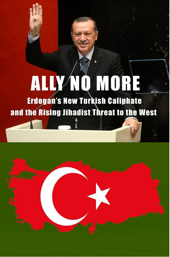BOOK ALLY NO MORE - TURKEY 2018