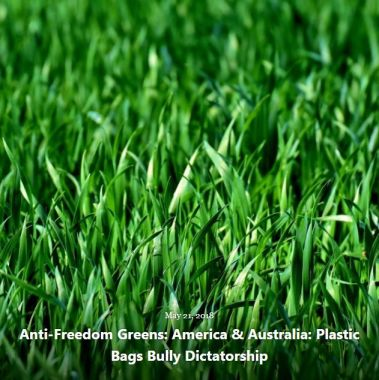 BLOG ANTI-FREEDOM GREENS PLASTIC BAGS 2018
