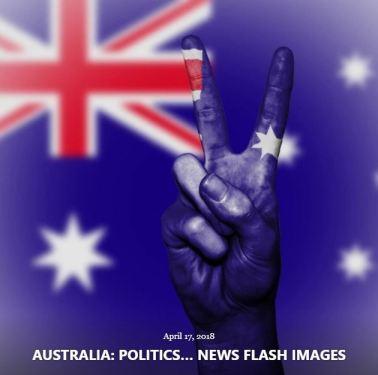 BLOG AUSTRALIA POLITICS APR 17 2018