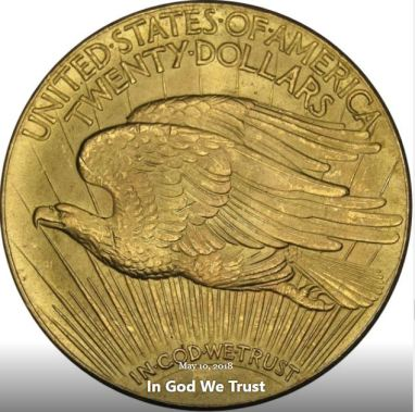 BLOG IN GOD WE TRUST MAY 10 2018