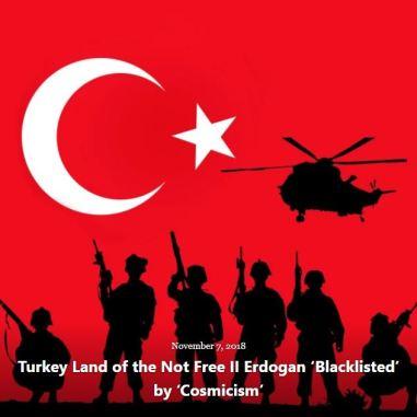 BLOG TURKEY LAND NOT FREE II NOV 7 2018