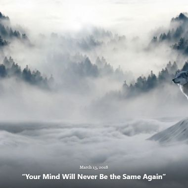 BLOG YOUR MIND WILL NEVER MAR 13 2018