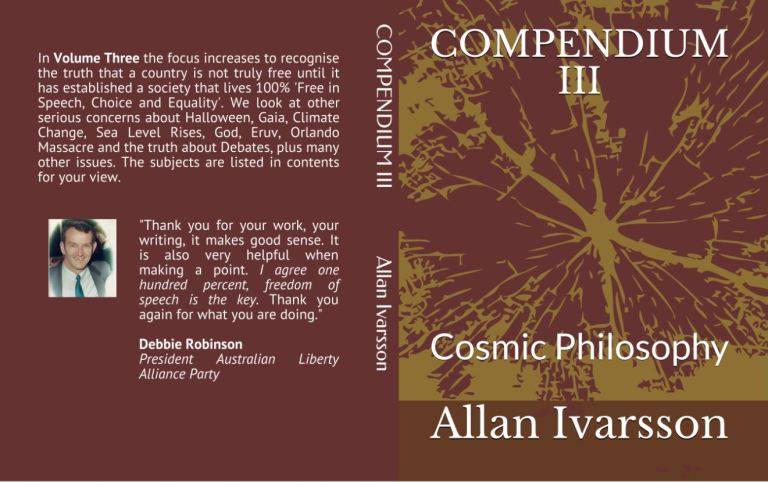 COMPENDIUM III PREPARATION COVER 301118