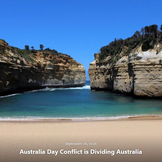 blog australia day conflict dividing sep 26 2018
