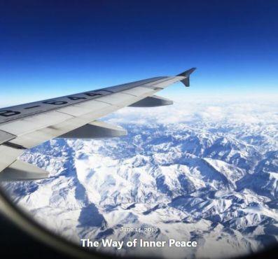 BLOG THE WAY INNER PEACE JUN 14 2018