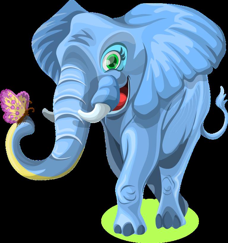 elephant-1456917_1280