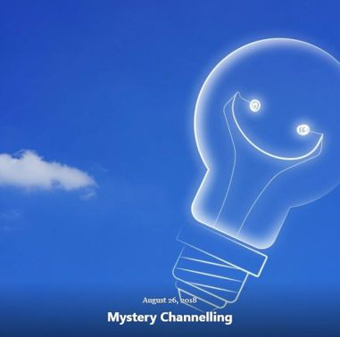 BLOG MYSTERY CHANNELLING AUG 26 2018