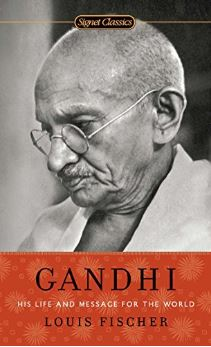 GANDHI LIFE MESSAGE 1954. KINDLE COVER VERSION JPG