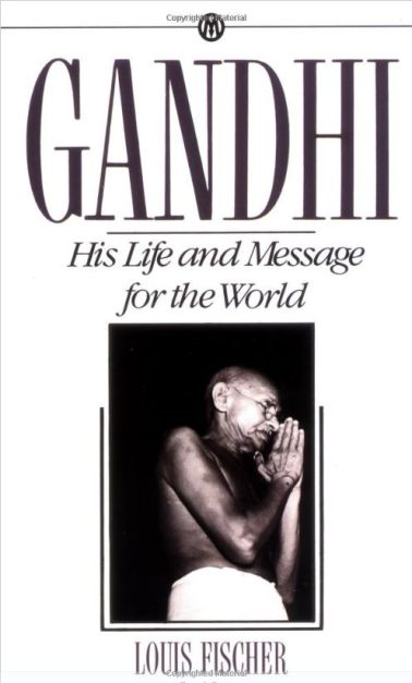 GANDHI LIFE MESSAGE 1954