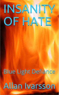 INSANITY OF HATE FRONT COVER 2017