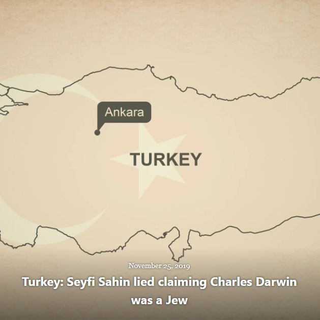 BLOG TURKEY SAHIN LIED DARWIN 2019