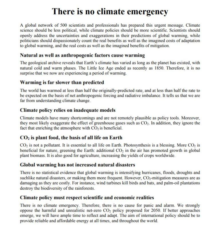 LETTER TO UNITED NATIONS ON CLIMATE CHANGE 2019 PAGE TWO