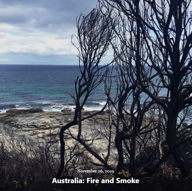 BLOG AUSTRALIA FIRE AND SMOKE 2019