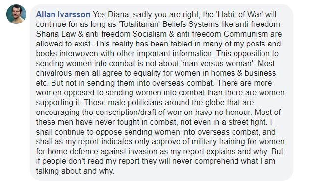 COMBAT WOMEN COMMENTS ON FB FEB 2020 003