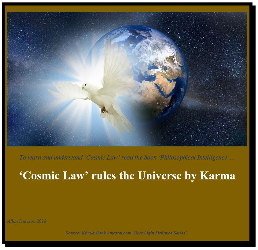 COSMIC LAW KARMA POSTER IMAGE 120218 001