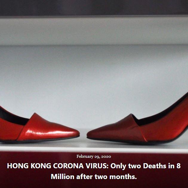 BLOG HONG KONG CORONA VIRUS FEB 29 2020