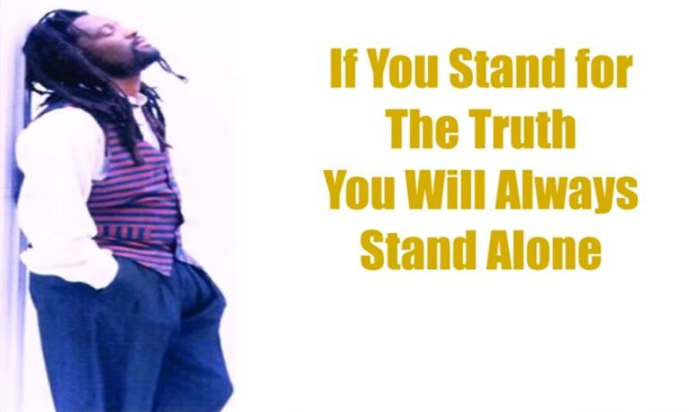 IF YOU STAND FOR THE TRUTH 001