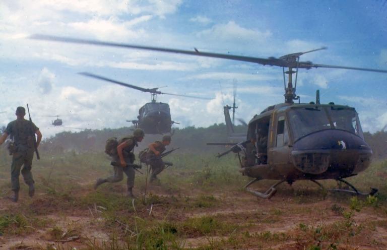 military Vietnam War