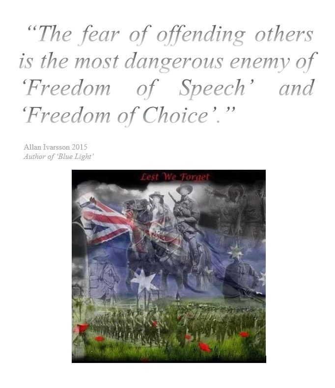 The fear of offending others is 2015 Poster image