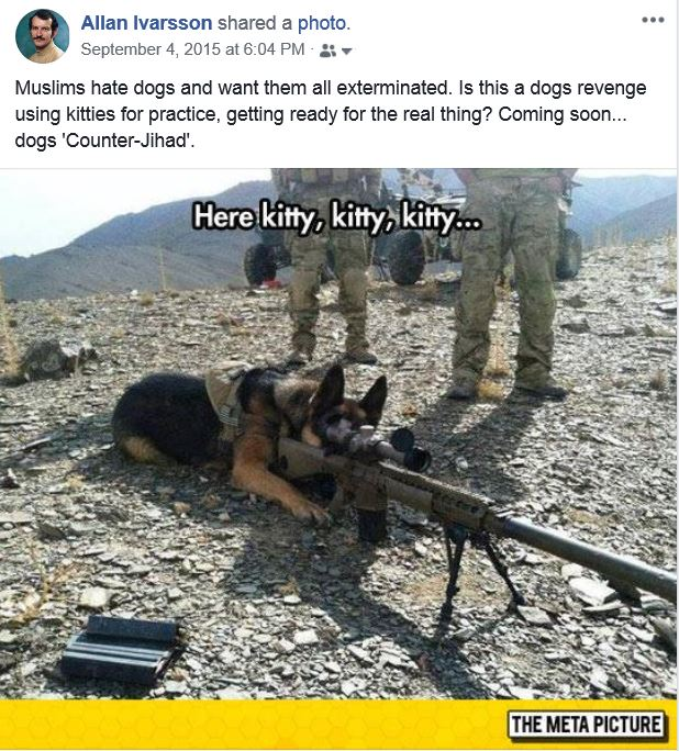 DOGS JIHAD