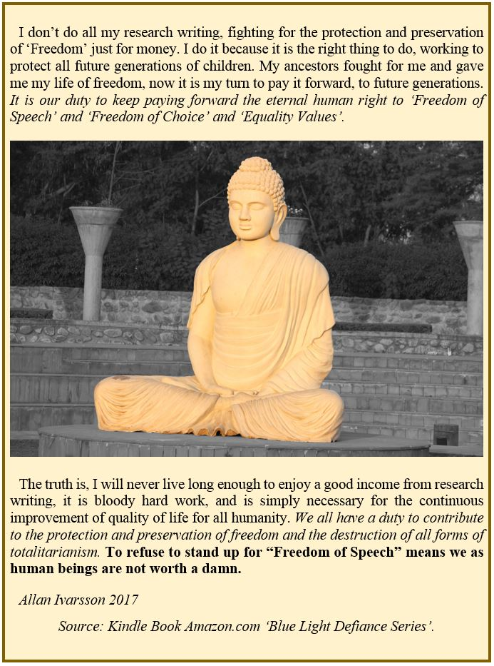 PAY IT FOWARD BUDDHA POSTER IMAGE 001