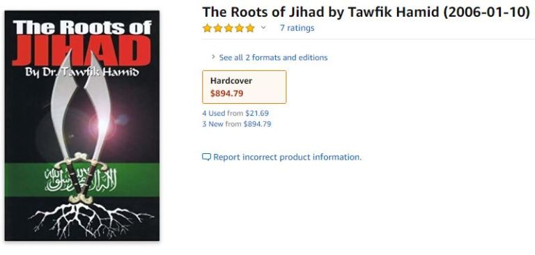 Roots of Jihad 2005 2020 RARE BOOK PRICE 001