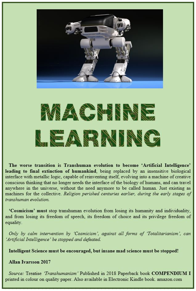 ARTIFICIAL INTELLIGENCE POSTER IMAGE 2017 001