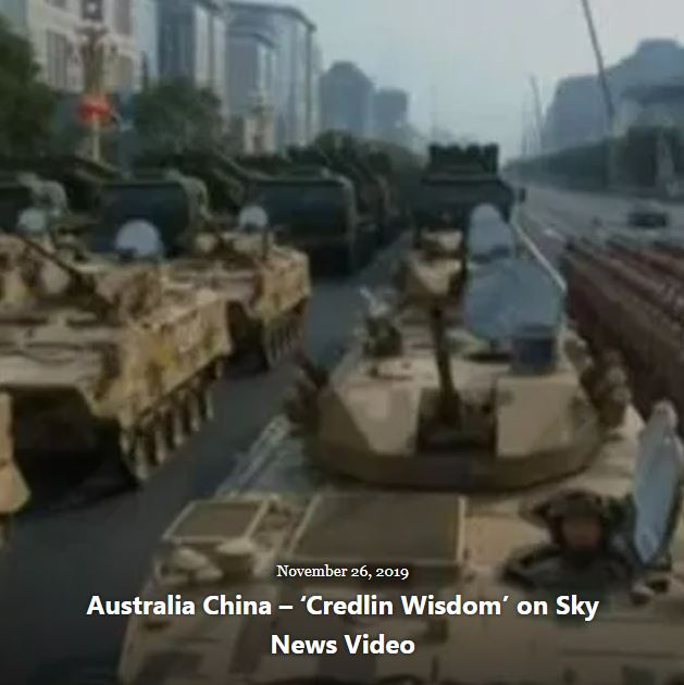 BLOG AUSTRALIA CHINA CREDLIN WISDOM 2019