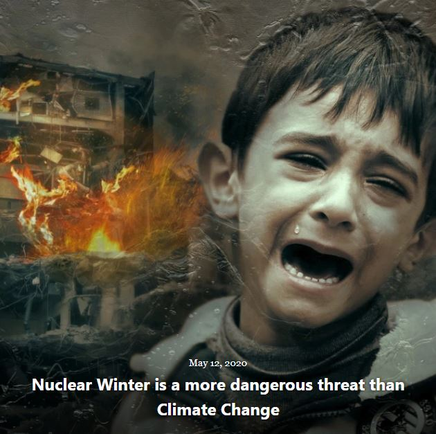 BLOG NUCLEAR WINTER MAY 12 2020