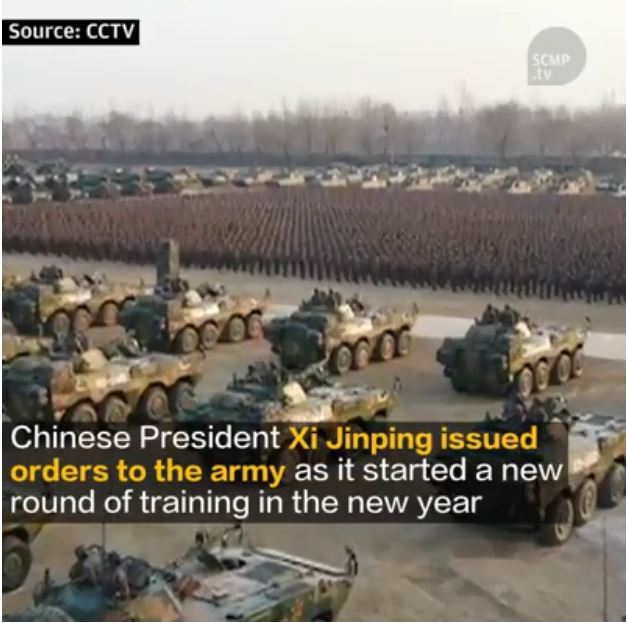 CHINA ARMY 2020 002